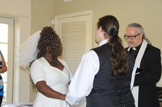www.chattanoogaweddingofficiants.com   (January 26, 2017) - Congratulations to JR and Latoya, married at the Heritage House in Chattanooga, Tennessee, in a lovely mid-Winter gathering of friends and family. Thanks so much to the couple for asking me to do the honors for them and for sharing these beautiful photos of the ceremony! We wish you all the happiness in the world, Latoya and JR, as you begin your new life together.