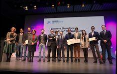 Premios EmprendedorXXI: Andalucía y Navarra