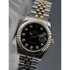 #datejust-rolex-jubilee-18k-stain...    like .. repin .. comment :)    http://amzn.to/X1nbG9