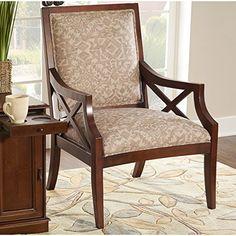 Oh! Home Dixon Aztec Print Accent Chair