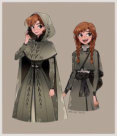 snow sisters + elsanna fanfiction — Source: on. Disney Princess Drawings, Disney Princess Art, Disney Fan Art, Disney Drawings, Frozen Art, Disney Frozen, Anna Frozen, Disney Crossovers, Disney Movies