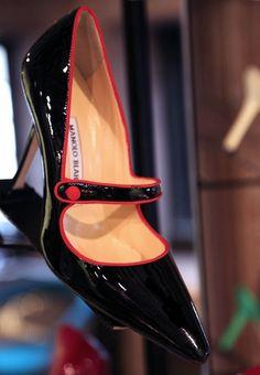 Manolo Blahnik shoe 1