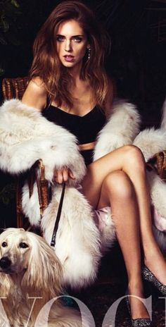 gorgeous in my fur