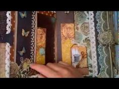 ▶ Madame boutique Mini album, card and gift bags - YouTube