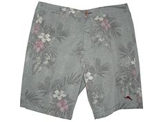Tommy Bahama Hampton Tropical Swim Shorts Beach Pool, Tommy Bahama, Swim Shorts, Patterned Shorts, The Hamptons, Tropical, Swimming, Fashion, Swim