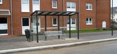 Überdachungen, Fahrradüberdachungen, Fahrgastüberdachungen, Buswartehalle, Wertstoffeinhausung, Stadtmobiliar, public design