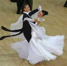 The graceful and timeless elegance of the Viennese Waltz. wedding ballroom dress if i marry a ballroom dancer Waltz Dance, Dance Art, Ballet Dance, Dance Images, Dance Pictures, Ballroom Dance Dresses, Ballroom Dancing, Shall We Dance, Just Dance