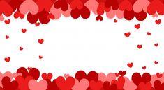 Banner de san valentín con corazones roj... | Free Vector #Freepik #freevector #corazon Valentine Background, Christmas Background, Football Clip Art, San Valentin Vector, Love Heart Images, Happy Valentines Day Images, Love Frames, Facebook Party, Heart Art