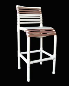 pvc bar stools   bar height patio furniture                                                                                                                                                      More