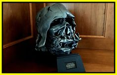 Unboxing Star Wars Melted Darth Vader Helmet - 1 in 500 (Propshop Ultima...