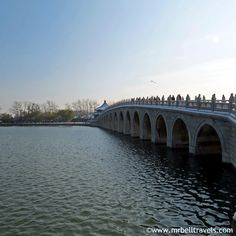 17 Arch Bridge at the Summer Palace Beijing
