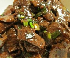 Authentic Paleo Mongolian Beef & Veggie Lo Mein - Forget about ordering in.  Make this..., ,