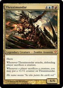 Thraximundar - Magic the gathering