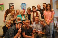 Foto 10 de la primera exposición del proyecto de arte Sheltered Beacon shelteredbeacon.w... , proyecto seleccionado para Arte Open Views Madrid 2014 arteopenviews.com/