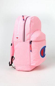 cd5ddb4561ca Champion Supercise Backpack - Medium Gray 1Sz Stylish Backpacks