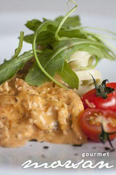 Kycklingpasta med örter! – GOURMETMORSAN Risotto, Meat, Chicken, Ethnic Recipes, Torsdag, Food, Gourmet, Wine, Essen