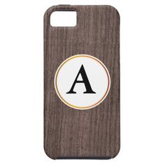 wood texture phone case case for iPhone 5/5S