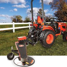 3-Point Hitch Trimmer Mower