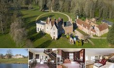 Interesting Stories, New Forest, Mail Online, Daily Mail, Acre, To Go, Houses, Marketing, Mansions