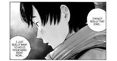 """A Gentle Man"" by Inio Asano"