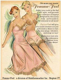 Lingerie Illustration, Female Led Marriage, Transgender Captions, Trans Art, Prissy Sissy, Cd Art, Dream Art, Crossdressers, Feminism