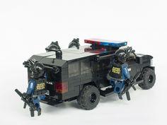 lego LAPD Ford SUV - Google-Suche