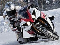 Winter fun 2  #winter #bike #Riders #fun #life #goals