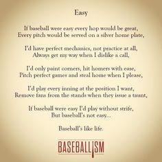 Easy by Baseballism. #AmericasBrand #BestBaseballCloseoutBats