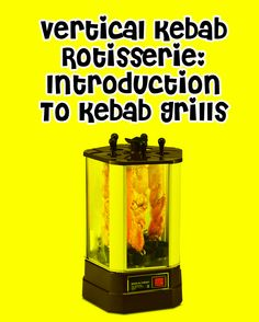 Welcome to my vertical kebab rotisserie review and here is the time to introduce you to kebab grills. Something that is also new to me.