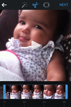 This baby makes me happy, baby abi!