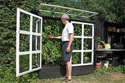 drivhus gamle vinduer - Google-søk
