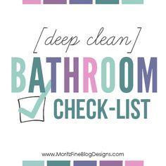 Fall is upon us and you might be realizing that you happened to skip your spring cleaning. Your house is in desperate need of a good, deep clean…you can choose to make fall your time to get things sprucedup and in tip top shape for the holidays! You might already use my [deep clean] Kitchen …