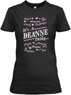 LOVE DEANNE - LIMITED EDITION | Teespring