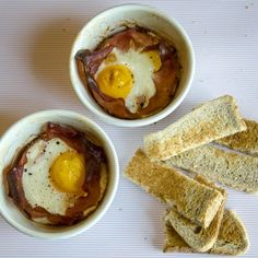 5:2 - Baked Eggs | Hungry, Darling?