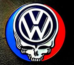 Steal your Volkswagen Grateful Dead Inspired Pin by GratefulGround