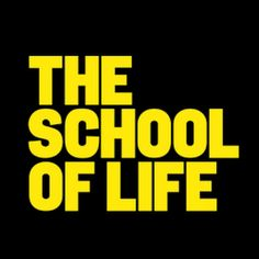 The School of Life is a global organisation devoted to emotional education. We're fascinated by the sort of questions we're never taught enough about at scho...