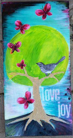 """Love and Joy""by Monika Dabrowska-Ejmont"