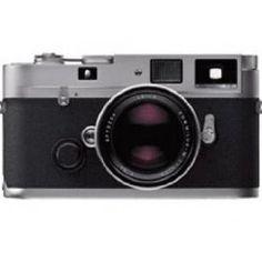 Leica MP 0.72 Rangefinder Silver Camera 10301