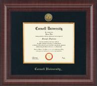 The Ohio State University - Diploma Frames - Church Hill Classics - Silver Embossed Diploma Frame in Studio