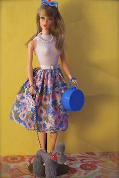 Barbie - Twist n Turn Barbie - Summer Sand