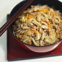 Tsao Mi Fun (Taiwanese Fried Rice Noodles) - Allrecipes.com