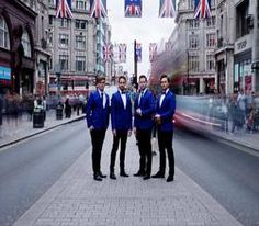 London-based professional vocal group is available to hire for weddings.