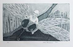 Kiinnostuksen kohteet: Metalligrafiikka Painting, Art, Art Background, Painting Art, Paintings, Kunst, Drawings, Art Education