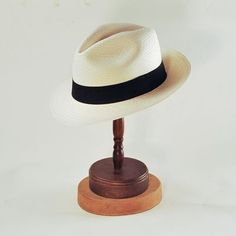 66138dca The Hatbox Panama - Our own personal Panama Fedora! Finely woven toquilla straw  fedora with
