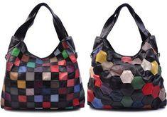 Как шить кожу? Кожаные сумки в лоскутной технике.. Обсуждение на LiveInternet - Российский Сервис Онлайн-Дневников