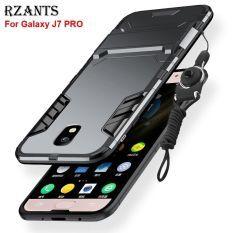 3a16ed658b Rzants For Galaxy J7 Pro Case with Lanyard  Armor Series  Shockproof  Kickstand Hard Back · Samsung Galaxy