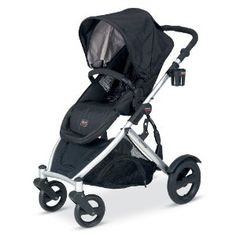 Britax B-Ready Stroller Reviews - Rated 4.3 in Amazon out of 5 stars. Awesome stroller if you have two kids.