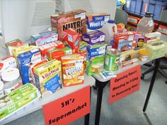 Dept of Vic - Money unit incorporates a series of activites like setting up a classroom corner shop