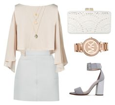 """Youth"" by skajackson on Polyvore featuring Topshop, Carvela, BCBGMAXAZRIA and Michael Kors"