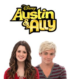 Austin-and-ally   Ross  and Laura